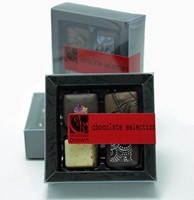 Praline: Chocolate Selection 4  Box