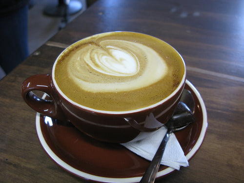 Drinks: Coffee: Flat White Double Shot