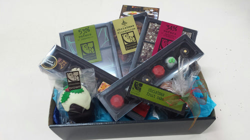 Gift Tray: Chocolate Selection $120 value