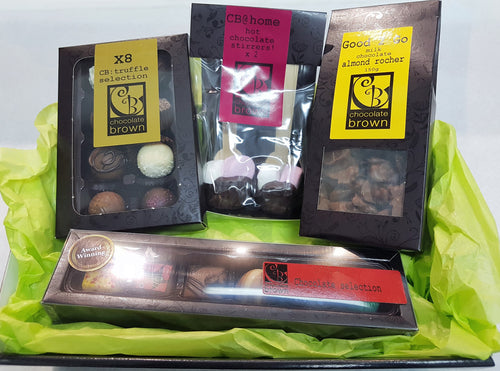 Gift Tray: Chocolate Selection $60 value