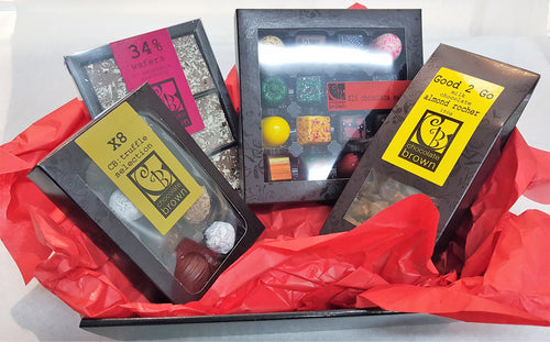 Gift Tray: Chocolate Selection $80 value