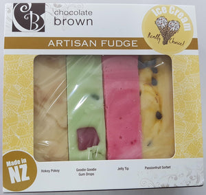 Fudge: Ice Cream 4 box
