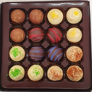 Tipsy Truffles: Box of 16