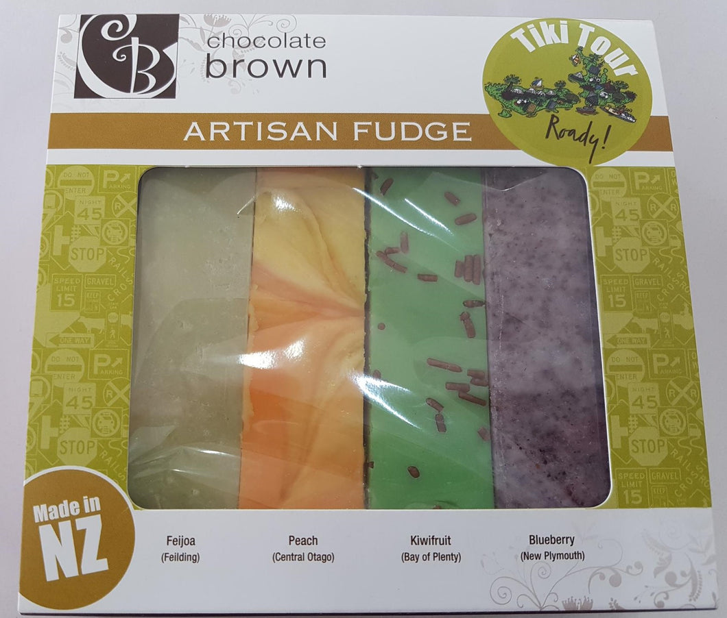 Fudge: Tiki Tour 4 box