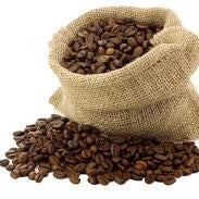 Drinks: Coffee: Coffee beans, in a bag. 200 gm. Ground or whole