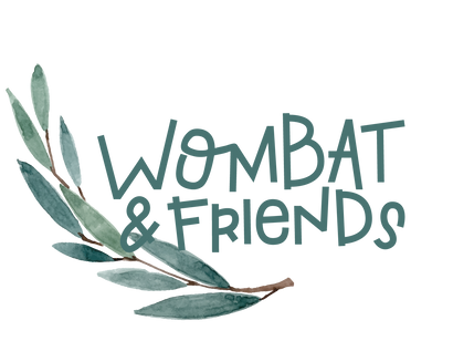 Wombat & Friends