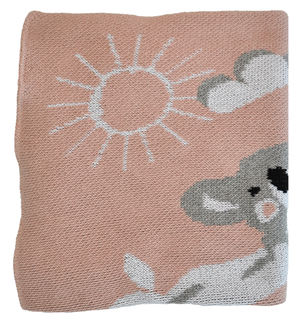 Daydreamer Little Blanket