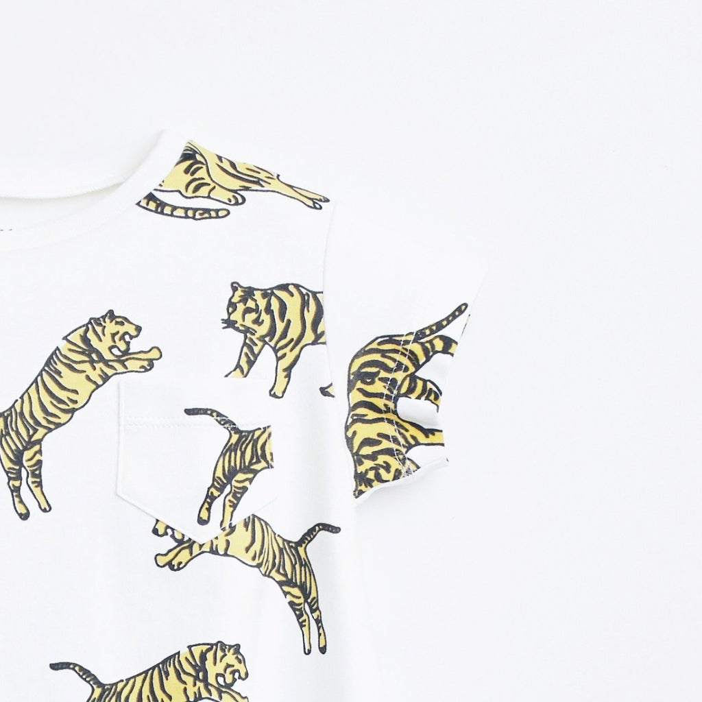Camiseta en A Tigers Fun 2CT20101 | Tigers Fun A T-Shirt 2CT20101