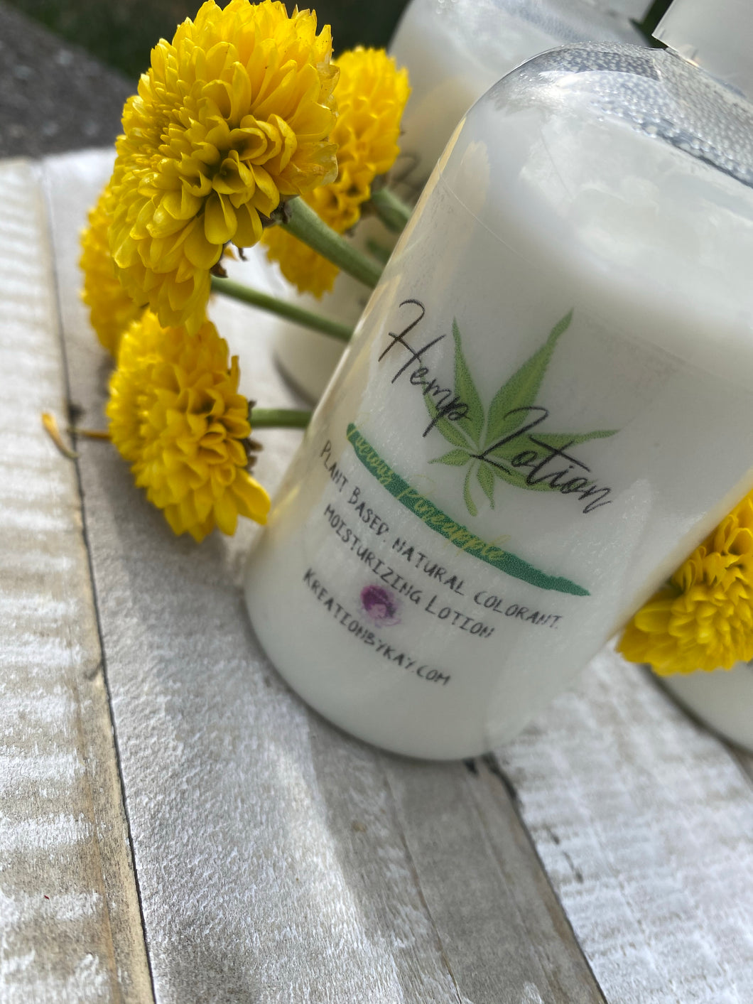 Hemp Lotion ( Luscious Pineapple)