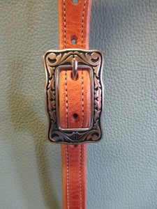 JWP2 Formed Ear Harness Headstall