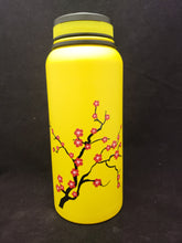 Load image into Gallery viewer, 32oz Water Bottle Insulated Double Wall UV Print Plum Blossum