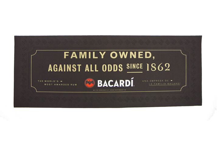BACARDÍ Black Bar Runner (Large)