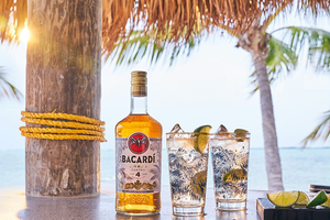 BACARDÍ Premium Highball Glass (set of 2)