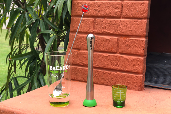 BACARDÍ Mojito Cocktail Kit