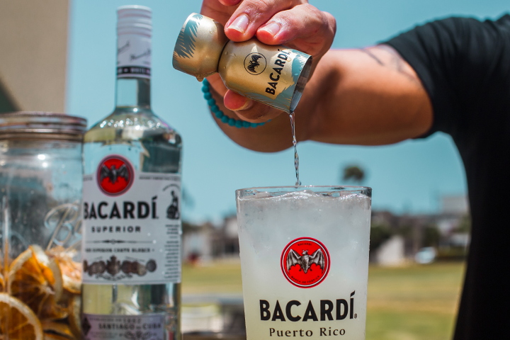 BACARDÍ Tropical Jigger