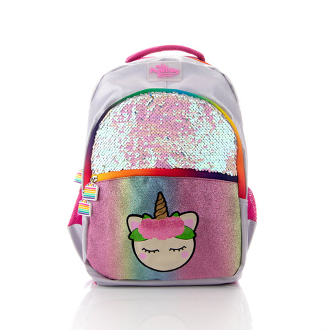 Mochila Mis Pastelitos 🦄 MY BEAUTIFUL UNICORN 🦄