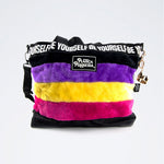 Hand  Bag Karen Polinesia  Reversible Be Yourself NUEVA