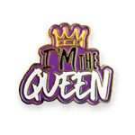 Pin Karen Polinesia  I´m the Queen