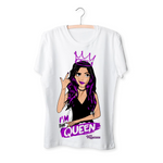 Playera Karen Polinesia - I'm the Queen