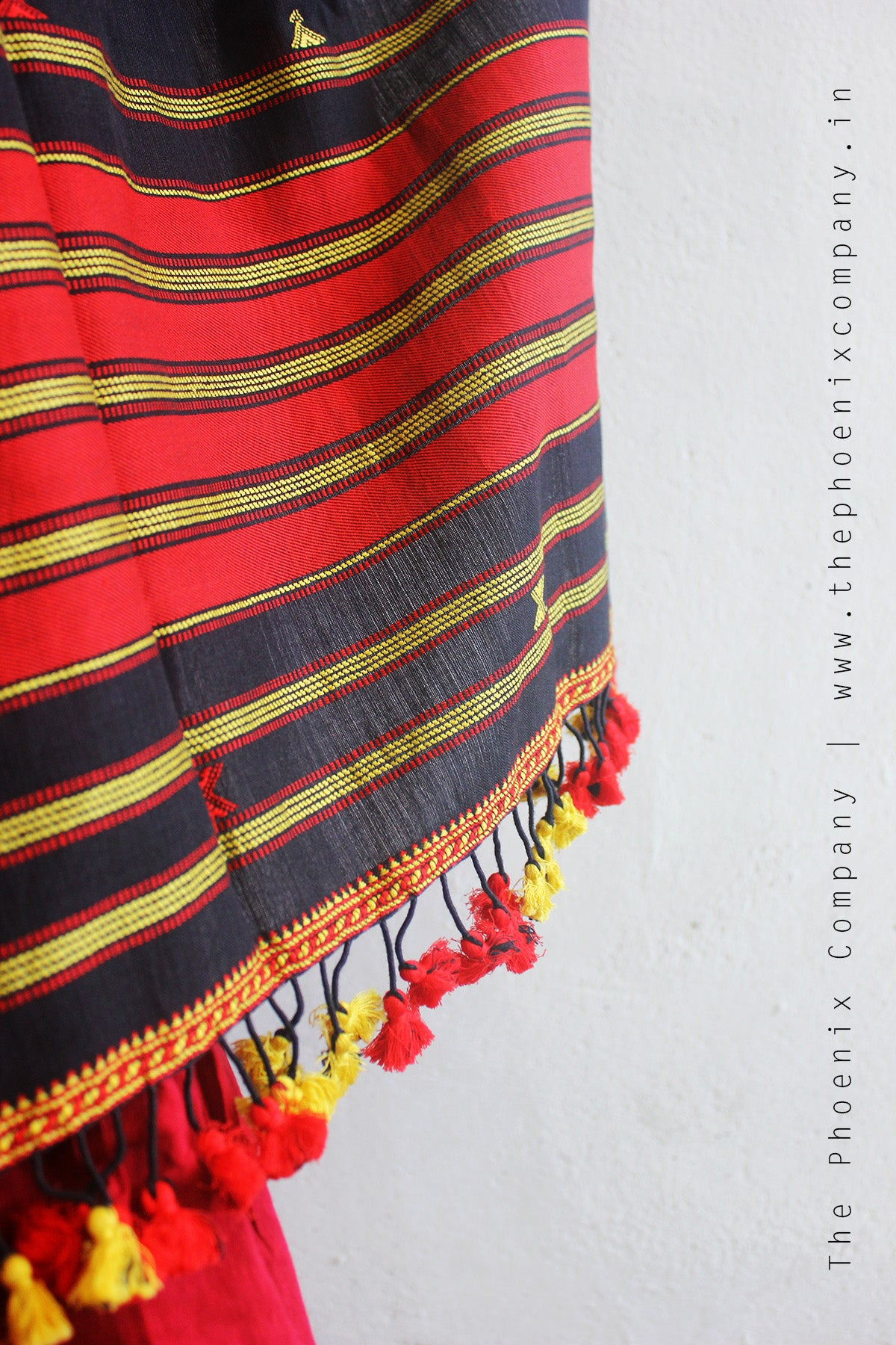 New On the Block - Handwoven Bhujodi Dupattas