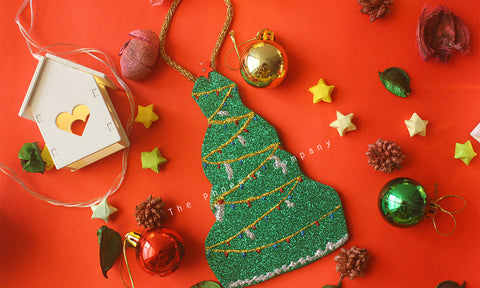 Christmas tree Handmade Christmas Decoration