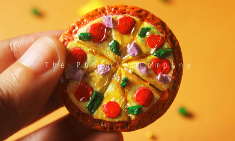 Pizza Fridge Magnet