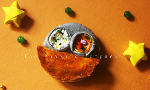 Dosa Fridge Magnet