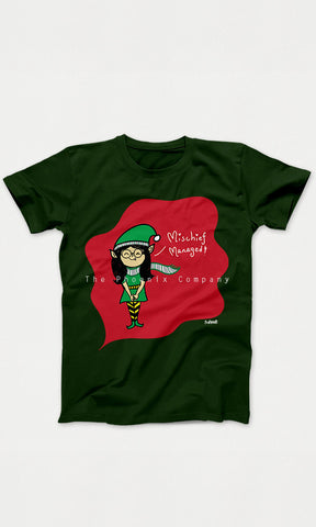 Elf Christmas T-Shirt
