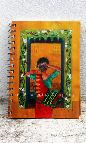 Yellow Door Notebook
