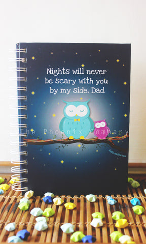 Fun Notebook for Dads