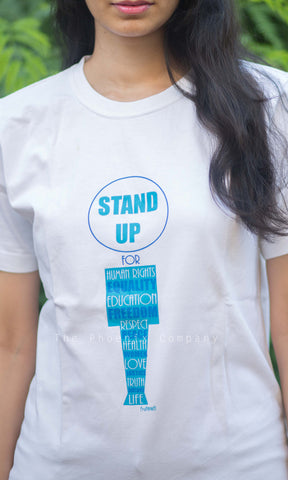 Stand up (For)