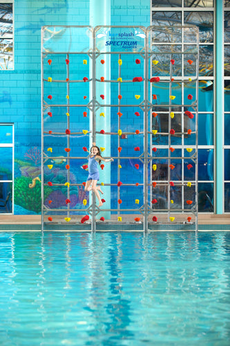 Kersplash Climbing Wall
