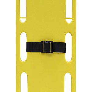 Spine Board Strap One Piece Black