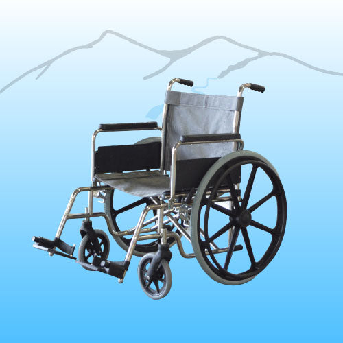 Stainless Steel Aquatic Wheel Chair