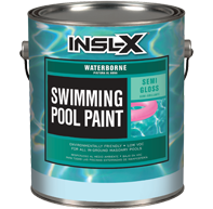 Insyl-X Acrylic Pool Paint 1 Gallon