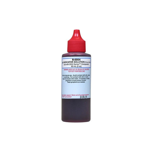 PH Indicator Solution Reagent #4, 2oz bottle