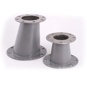 Fluidtrol Flanged Eccentric & Concentric Reducers