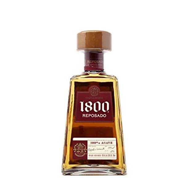 1800 Reposado Tequila - Chalié Richards & Co Ltd T/A The Drop Store
