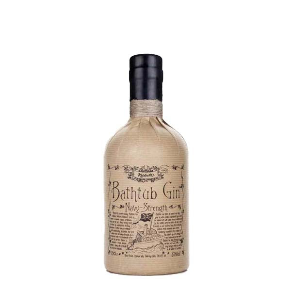 Ableforth's Bathtub Gin Navy Strength - thedropstore.com