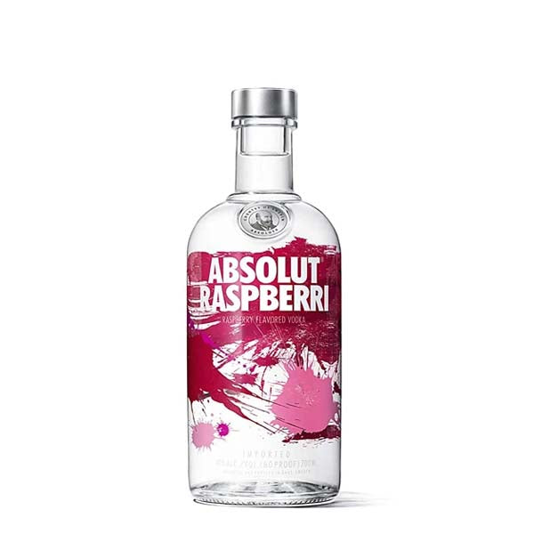 Absolut Raspberri Flavoured Vodka - thedropstore.com