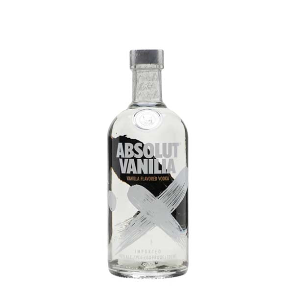 Absolut Vanilia Flavoured Vodka - thedropstore.com