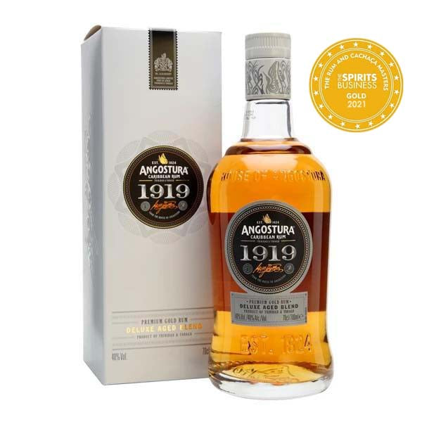 Angostura 1919 8 Year Old Gold Rum - thedropstore.com