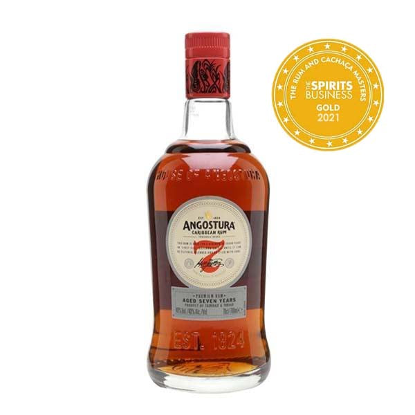 Angostura 7yr Old Rum - thedropstore.com