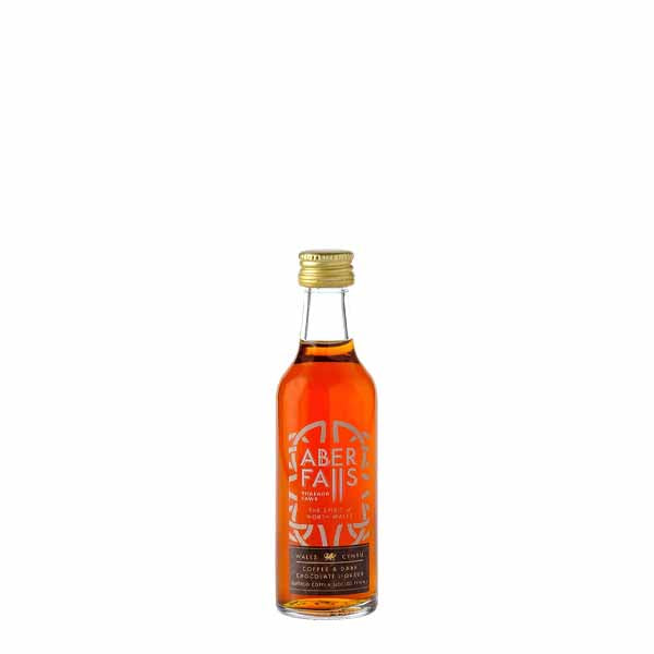 Aber Falls Coffee & Dark Chocolate Liqueur 12x5cl Miniatures - thedropstore.com