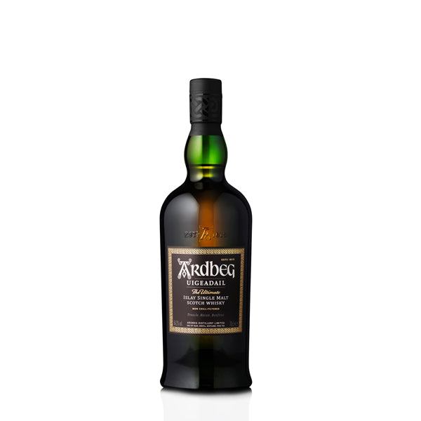 Ardbeg Uigeadail Single Malt Scotch Whisky - thedropstore.com