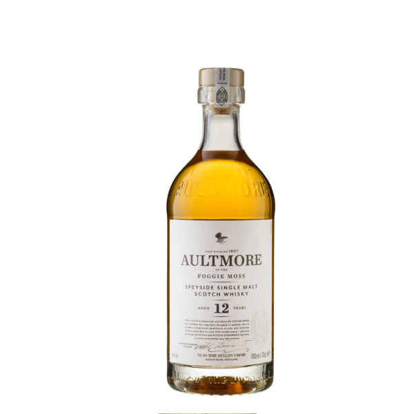 Aultmore 12 Year Old Single Malt Scotch Whisky - thedropstore.com