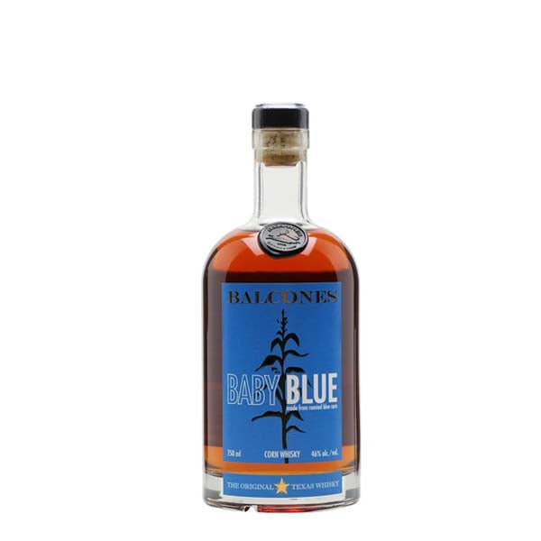 Balcones Baby Blue Texas Corn Whisky