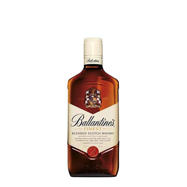 Ballantines Finest Blended Scotch Whisky - thedropstore.com