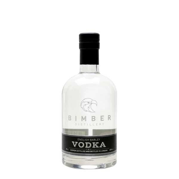 Bimber English Barley Plain Vodka - thedropstore.com