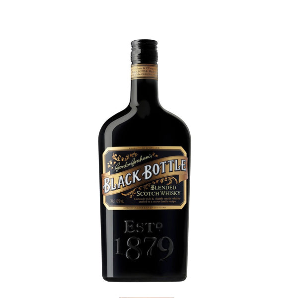 Black Bottle Original Scotch Whisky - thedropstore.com
